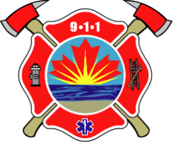 Wasaga Beach fire Department Logo