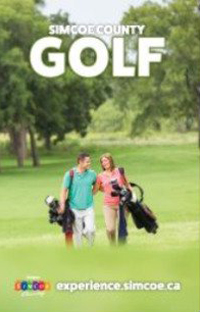Simcoe County Golf Guide Link