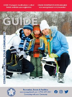 Recreation Guide Cover