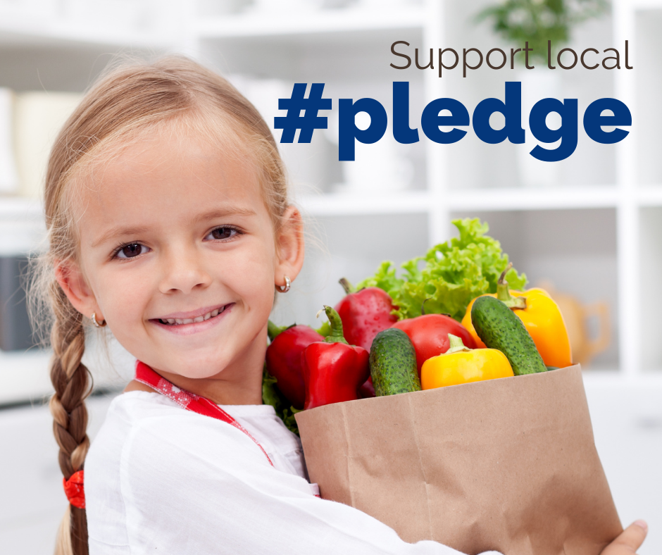 Support Local #Pledge